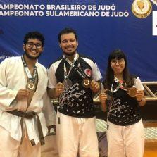 Atletas da Luve conquistam ouro e prata em competições de judô