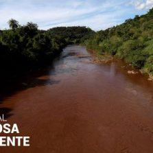 Lama da barragem da Vale pode chegar à foz do Rio Paraopeba, diz CPRM