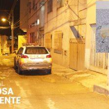 Briga de vizinhos termina em tiroteio na rua Novo Horizonte