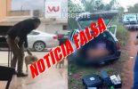 Morte de mexicano que esfaqueou cachorro é fake news