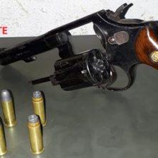 São José do Triunfo: Motoqueiro foge da PM e dispensa arma de fogo
