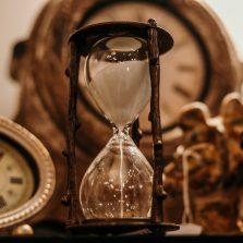 O único tempo que temos…