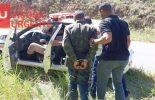 Adolescente é apreendido com arma e moto roubada em Cachoeirinha