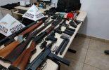 Polícia Militar desarticula quadrilha que atuava em Santa Margarida