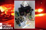 PM apreende Casal por tráfico de drogas em Coimbra