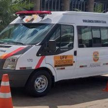 Vigilância da UFV reforça segurança no Campus