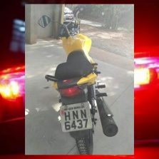 Motos são roubadas em Viçosa e Coimbra