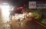 Pastor evangélico morre em acidente na MG 447 em Visconde do Rio Branco