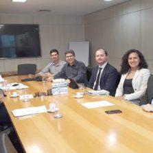 Vereador vai a Brasília discutir iluminação pública do Município