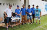 Começou a copa Fibrarp de futebol em Teixeiras