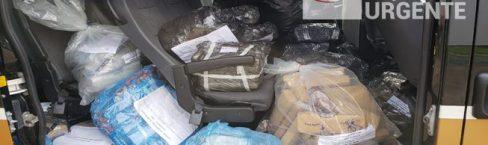 Polícia Civil incinera cerca de uma tonelada de drogas em Ubá