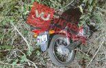 Polícia Militar de Araponga localiza moto roubada