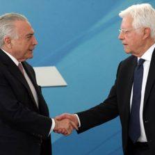 Temer e ex-ministro Moreira Franco são presos em desdobramento da Lava Jato