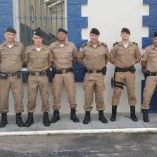 Policiais Militares de Viçosa são homenageados em Juiz de Fora