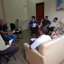 Reivindicações do Sindicato dos Servidores Municipais são discutidas em reunião com o Executivo