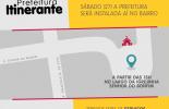 Prefeitura Itinerante leva informação, lazer e serviços ao bairro Bom Jesus