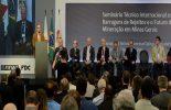 Romeu Zema participa de seminário internacional sobre barragens de rejeitos e debate o futuro da mineração em Minas