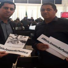 Vereadores participam de lançamento do PJ na ALMG
