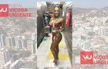 Atleta viçosense conquista 2° lugar em campeonato de fisiculturismo em Brasília