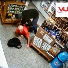 Arma Registrada, Comerciante atira em ladrão e evita assalto