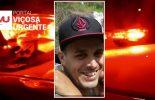 Morre foragido que atirou no próprio peito em Ervália