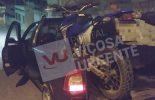 Viçosa: Polícia procura autores que abandonaram moto após assalto