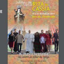 Confira a programação do Jubileu de Santa Rita