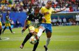 Brasil, Itália e Inglaterra foram as vencedoras da rodada de domingo