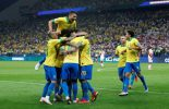 Jogos de hoje definem adversário do Brasil nas quartas de final