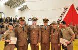 Policiais Militares de Viçosa são homenageados nos 244 anos da PMMG