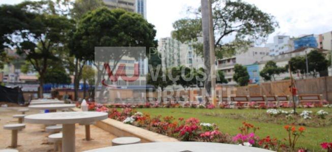 Prefeitura inaugura reforma da praça Silviano Brandão neste sábado (29)