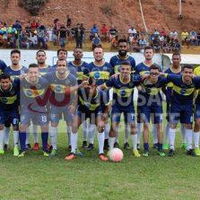 Patrimônio vence a final da copa Fibrarp de futebol em Teixeiras