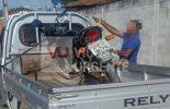 Motocicleta furtada em Viçosa é localizada em Visconde do Rio Branco