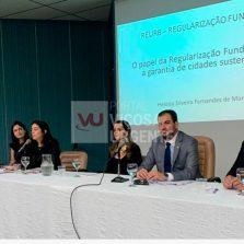 Seminário em Viçosa debate regulação fundiária