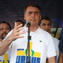 Bolsonaro: abro mão da reeleição se Brasil passar por reforma política