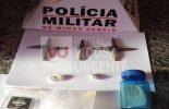 Viçosa: Mãe liga para a polícia e denúncia menor por tráfico de drogas