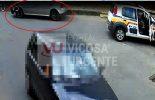 Viçosense é preso por tráfico de drogas, após perseguição em Ponte Nova