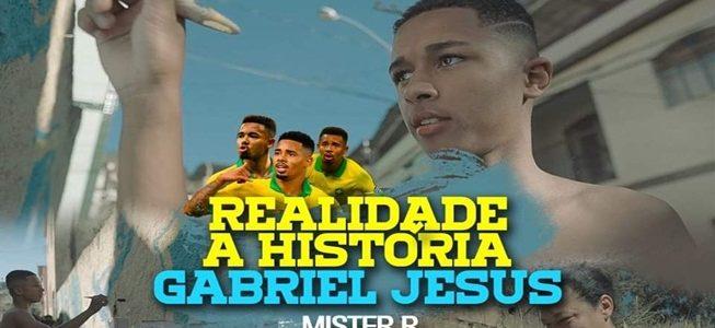 Conscientiza BJ: Clipe gravado em Viçosa homenageia jogador Gabriel Jesus.