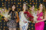Vanessa Duarte e Aline Santana do CPT conquistam o primeiro e segundo lugar do Miss comerciária 2019 em Viçosa