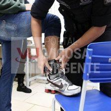 No Rio, agressores de mulheres terão de usar tornozeleira eletrônica