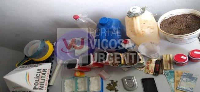 Coimbra: Homem é preso por maus tratos e tráfico de drogas