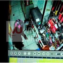 Bar é assaltado na Santa Rita