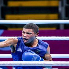 Brasil garante vaga na semifinal do Mundial de Boxe, na Rússia