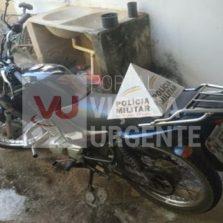 Porto Firme: Viçosense é preso com moto roubada