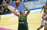 Brasil atropela a Argentina na Copa América de Basquete Feminino