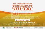 Assistência Social realiza XII Conferência Municipal da Assistência Social nesta quinta-feira (12)
