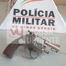 Santa Cruz do Escalvado: PMs de folga prendem suspeitos por disparo de arma de fogo
