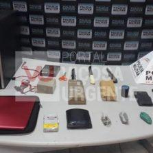 Carangola: PM realiza nova apreensão de drogas