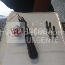 Caminhoneiro de Viçosa é preso com arma de fogo na RJ 220, Porciúncula