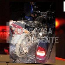 Airões: PM recupera motocicleta furtada